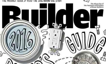 Builder Magazine, April 2016