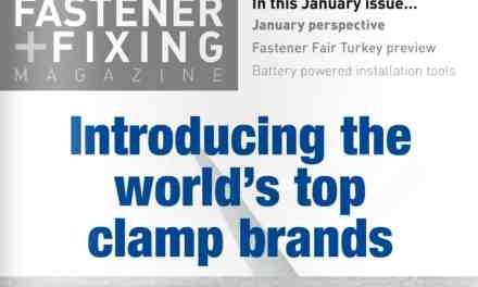 Fastener + Fixing Magazine, January 2016