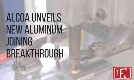 Alcoa Unveils New Aluminum Joining Breakthrough