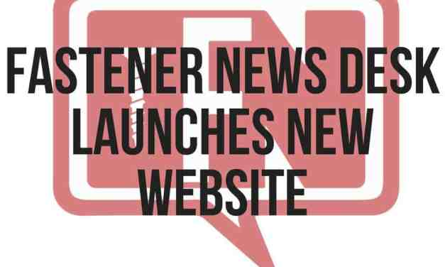 Fastener News Desk Launches New Website