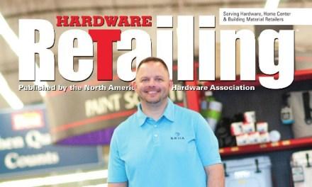 Hardware Retailing, September 2016