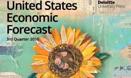United States Economic Forecast, 3rd Quarter 2016