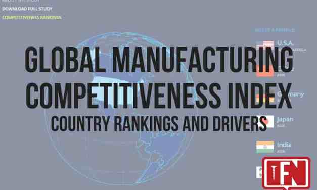 Global Manufacturing Competitiveness Index: Country Rankings and Drivers