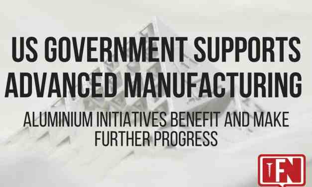 US Government Supports Advanced Manufacturing