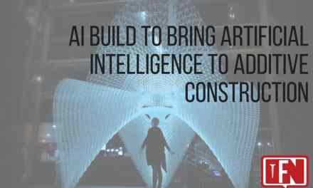 Ai Build to Bring Artificial Intelligence to Additive Construction