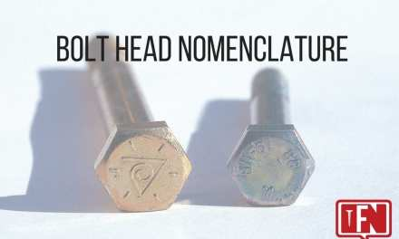 Bolt Head Nomenclature