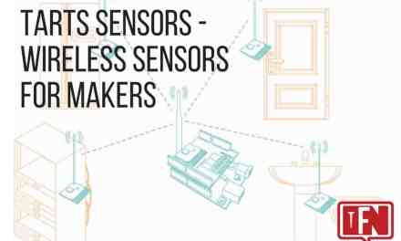 Tarts Sensors – Wireless Sensors for Makers