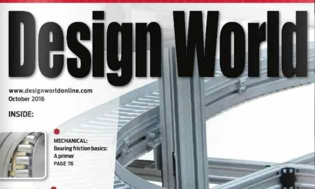 Design World, October 2016