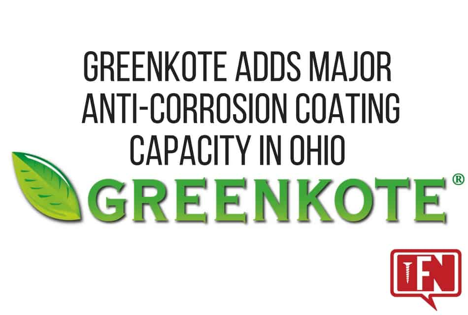 Greenkote Adds Major Anti-Corrosion Coating Capacity in Ohio