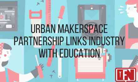 Urban Makerspace Partnership Links Industry with Education