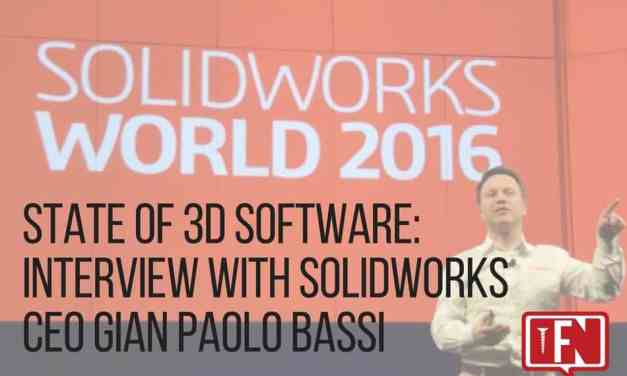 State Of 3D Software: Interview With SOLIDWORKS CEO Gian Paolo Bassi