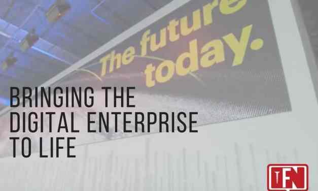 Bringing the Digital Enterprise to Life