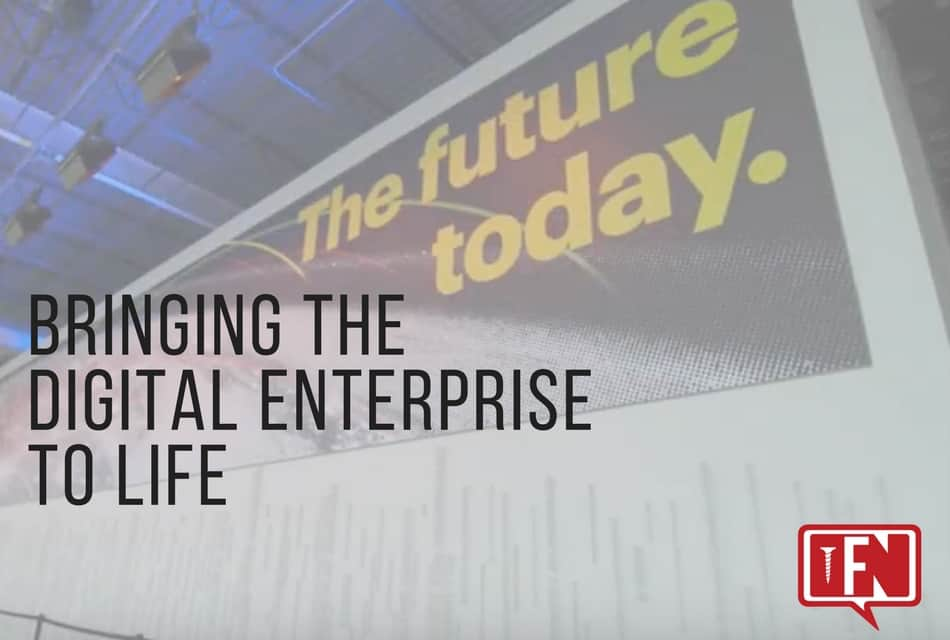 Bringing the Digital Enterprise to Life