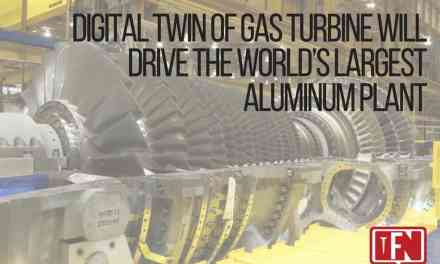 Digital Twin Of Gas Turbine Will Drive The World's Largest Aluminum Plant