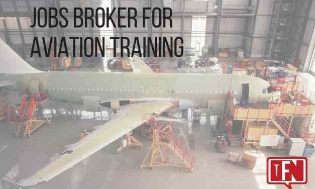 Jobs Broker for Aviation Training