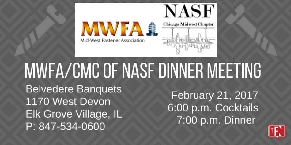 MWFA/CMC of NASF Dinner Meeting