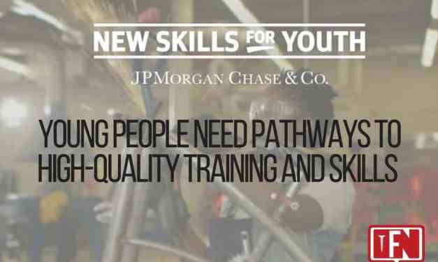 Young People Need Pathways to High-Quality Training and Skills