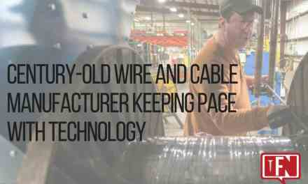 Century-Old Wire And Cable Manufacturer Keeping Pace With Technology