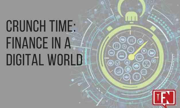 Crunch Time: Finance in a Digital World
