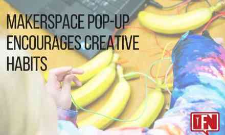 Makerspace Pop-up Encourages Creative Habits