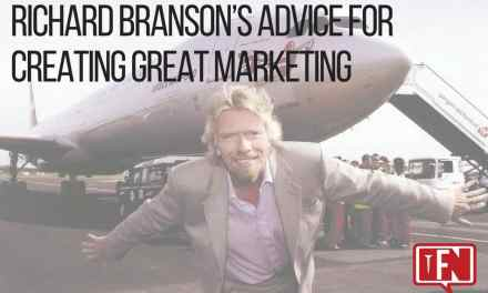 Richard Branson's Advice for Creating Great Marketing