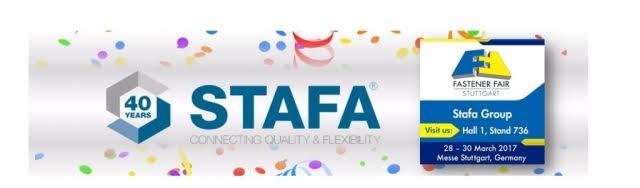 STAFA 40 years