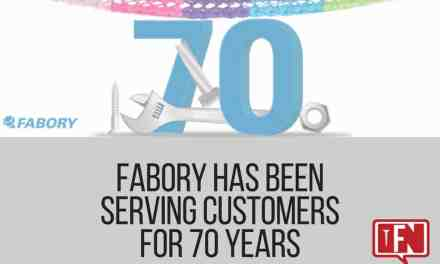 Fabory has been Serving Customers for 70 Years