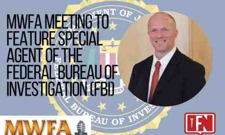 MWFA Meeting to Feature Special Agent of the Federal Bureau of Investigation (FBI)
