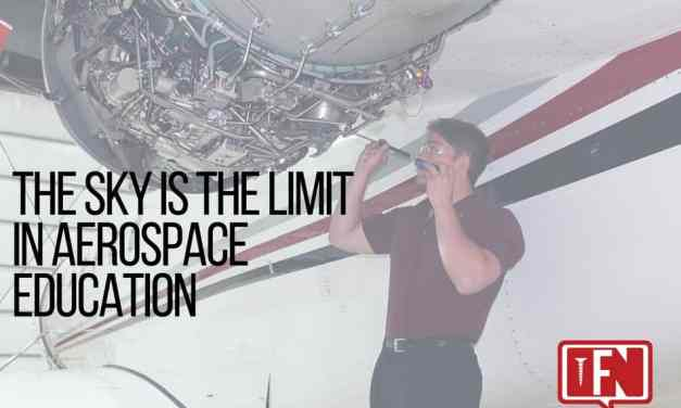The Sky is the Limit in Aerospace Education