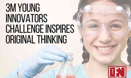 3M Young Innovators Challenge Inspires Original Thinking