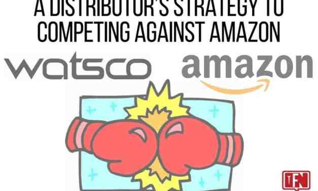 A Distributor's Strategy to Competing Against Amazon