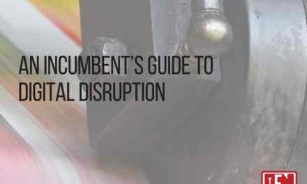 An Incumbent's Guide to Digital Disruption