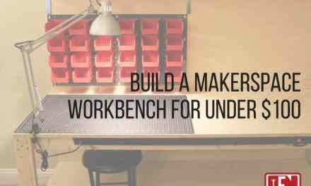Build a Makerspace Workbench For Under $100