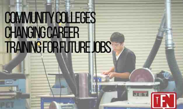 Community Colleges Changing Career Training for Future Jobs