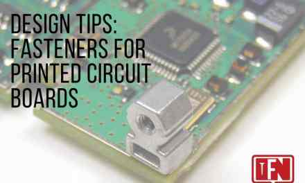Design Tips: Fasteners for Printed Circuit Boards
