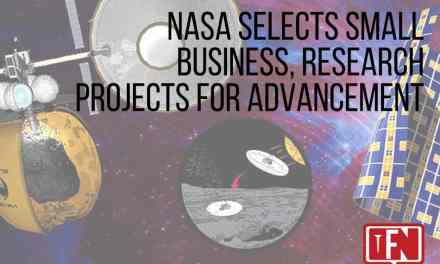 NASA Selects Small Business, Research Projects for Advancement