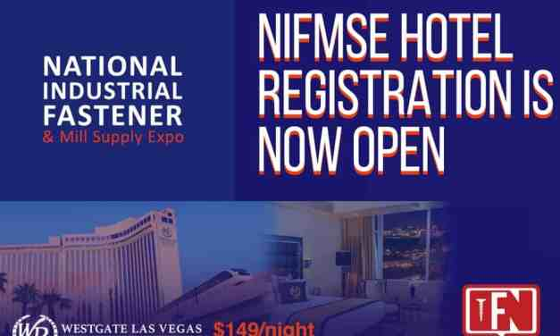 NIFMSE Hotel Registration is Now Open