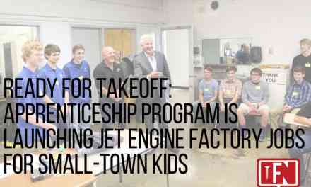 Ready For Takeoff: Apprenticeship Program Is Launching Jet Engine Factory Jobs For Small-Town Kids