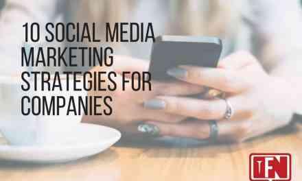 10 Social Media Marketing Strategies for Companies