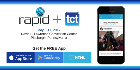 RAPID + TCT 2017 mobile app