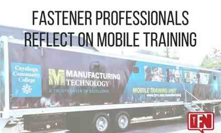 Fastener Professionals Reflect on Mobile Training