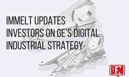 Immelt Updates Investors On GE's Digital Industrial Strategy