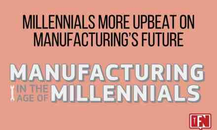 Millennials More Upbeat On Manufacturing's Future