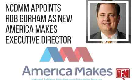 NCDMM Appoints Rob Gorham as New America Makes Executive Director