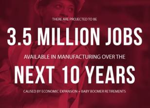 Manufacturing Is a Career. Not Just a Job.