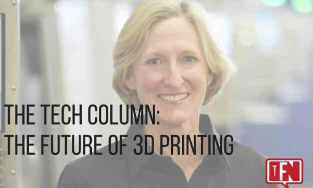 The Tech Column: The Future of 3D Printing