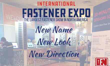 International Fastener Expo | New Name -New Look -New Direction