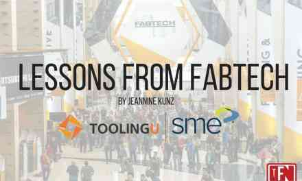 Lessons from FABTECH