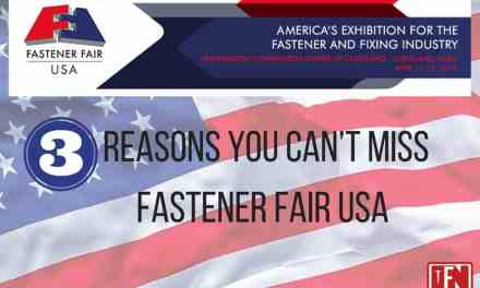 3 Reasons You Can't Miss Fastener Fair USA