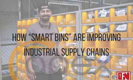 "How ""Smart Bins"" are Improving Industrial Supply Chains"